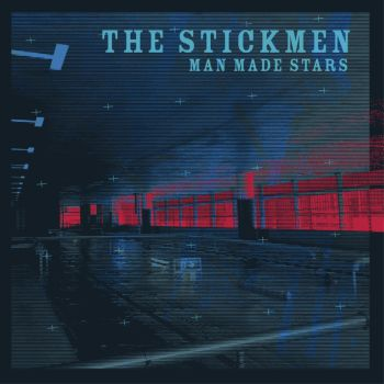 The Stickmen - Man Made Stars cover