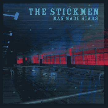 The Stickmen - Man Made Stars cover