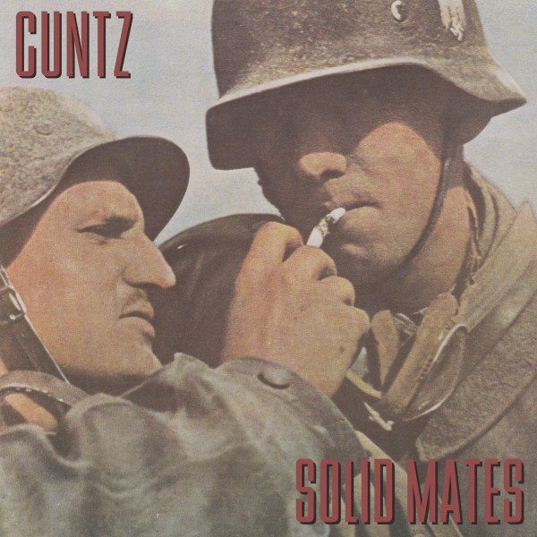 LAST COPIES!! Cuntz - Solid Mates