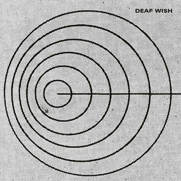 LAST COPIES!! Deaf Wish - S/T