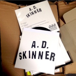 AD Skinner