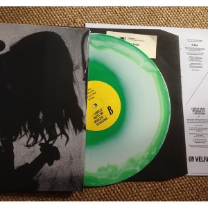LMTO - On Welfare colour vinyl