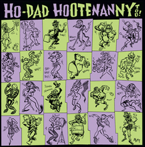 Ho-Dad Hootenanny vol.2