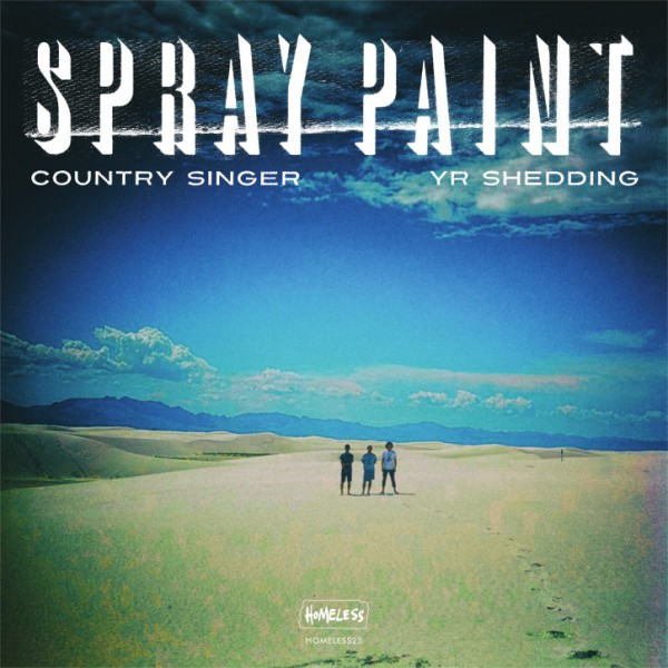 LAST COPIES!! Spray Paint / EXEK - split