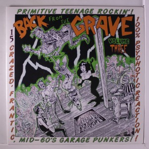 BACK FROM THE GRAVE Vol 3