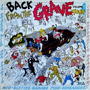 BACK FROM THE GRAVE Vol 4
