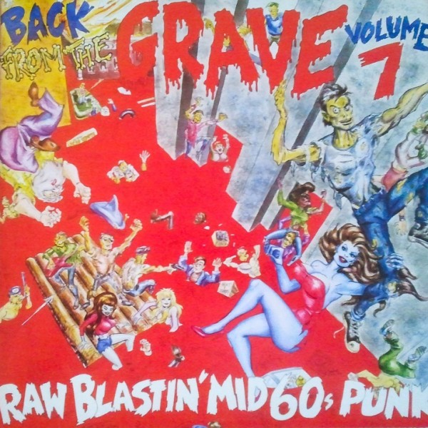 BACK FROM THE GRAVE Vol 7