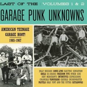 Last Garage Punk Unknowns CD Vol.1-2