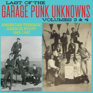 Last Garage Punk Unknowns CD Vol.3-4