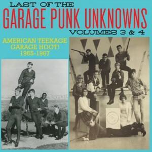 Last Garage Punk Unknowns CD Vol.3-4