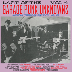 Last Garage Punk Unknowns Vol.4 CRYPT-112_LP